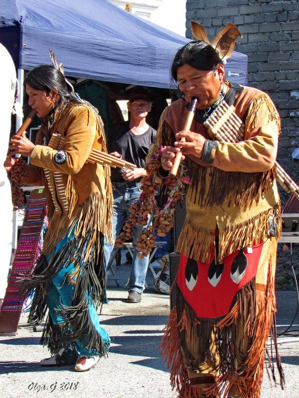 Эквадорские индейцы на Уральской земле - OLLES