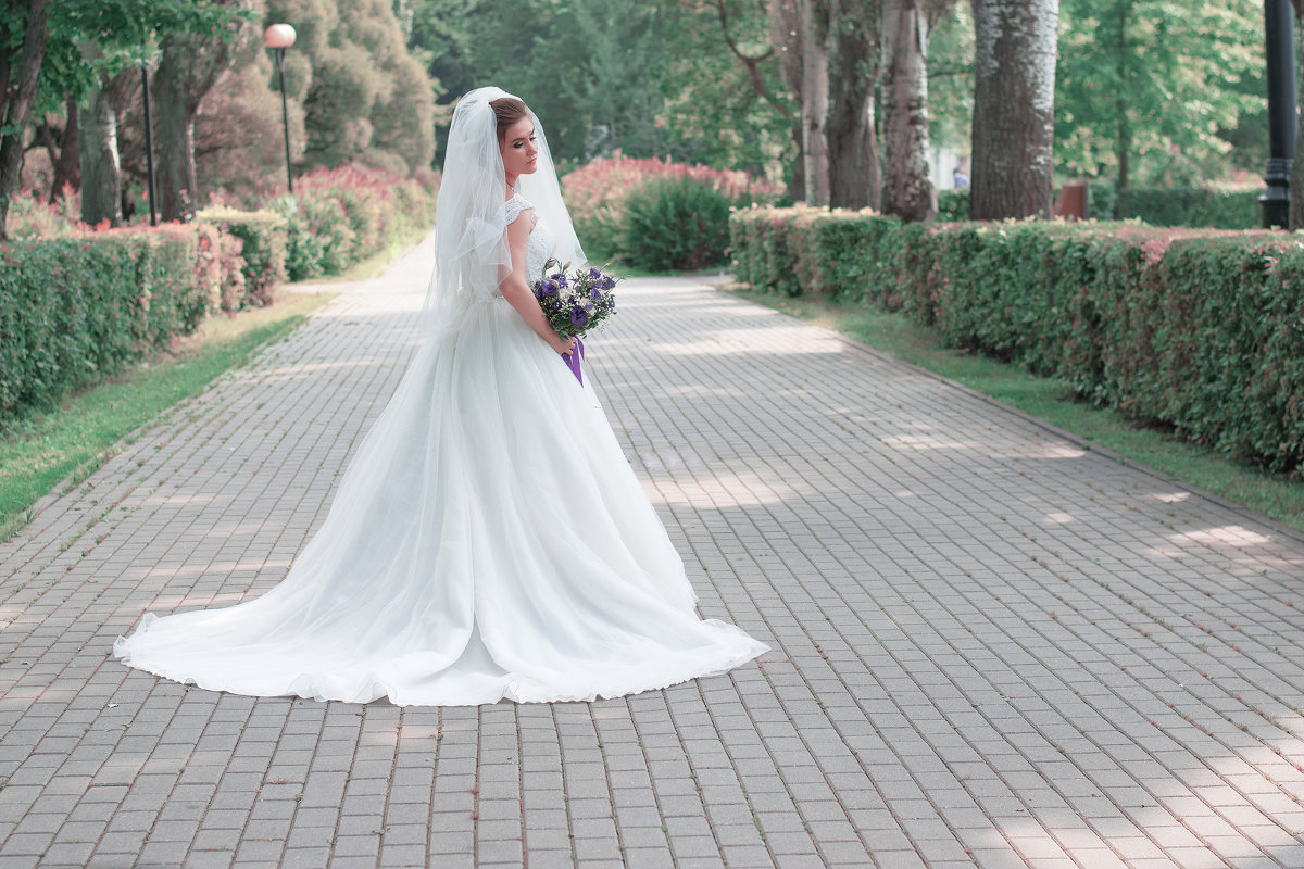 свадьба - Кристина Зайкина
