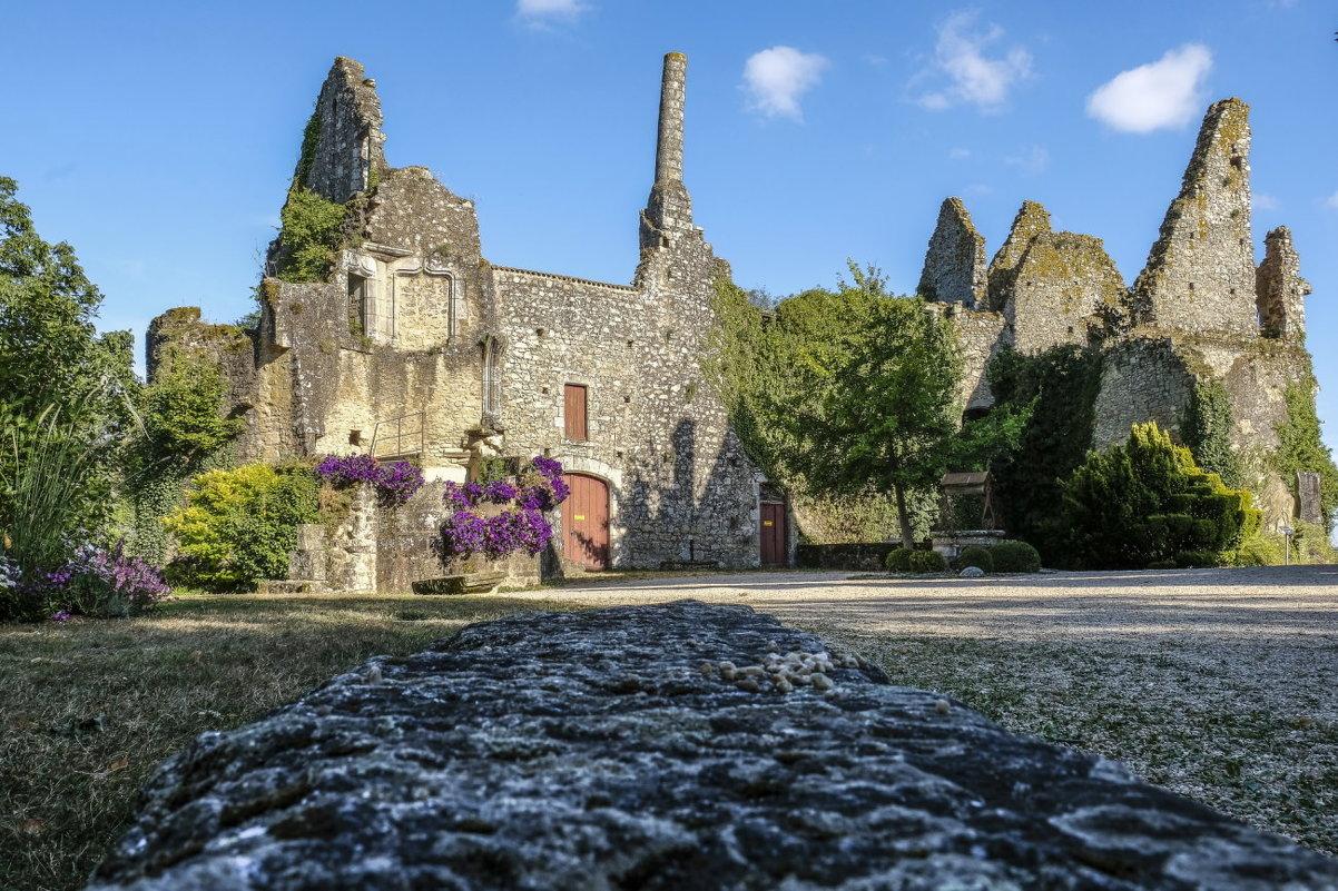 Феодальный замок Брессуир (Bressuire) - Георгий А