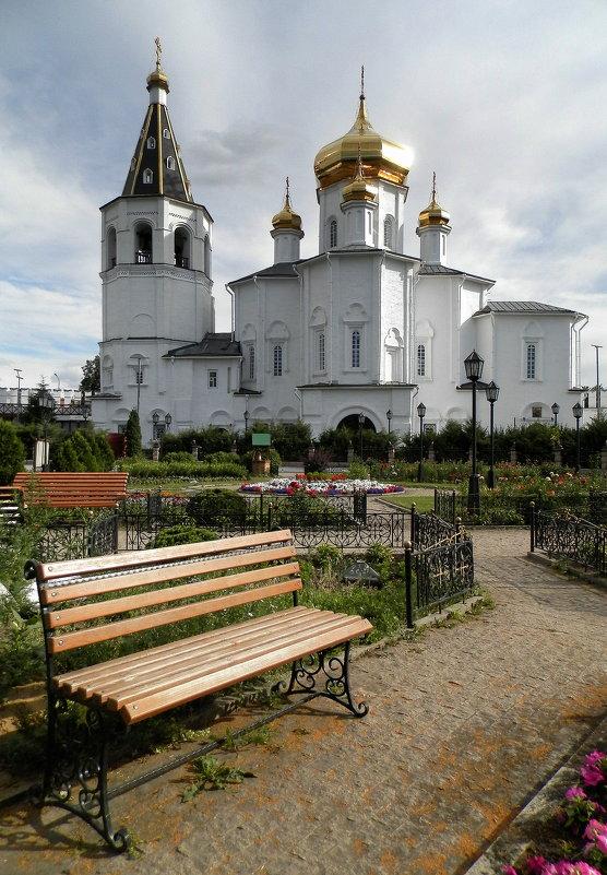 Мужской монастырь - Vlad Сергиевич