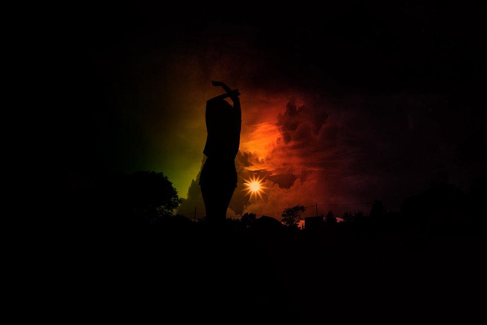 Children's night - Max Kenzory Experimental Photographer