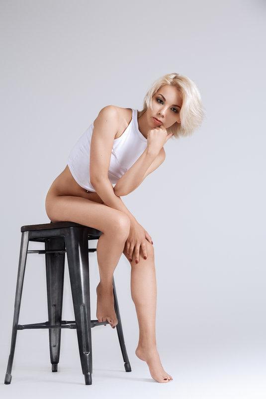 Очаровательная Блонди - Евгений