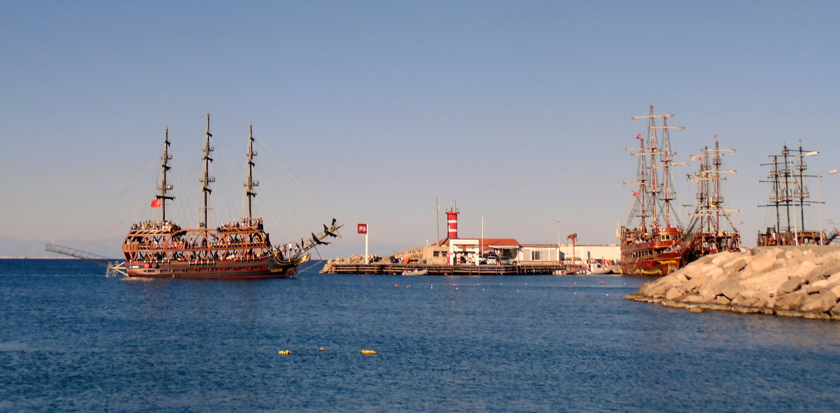 В нашу гавань заходили корабли . - Мила Бовкун