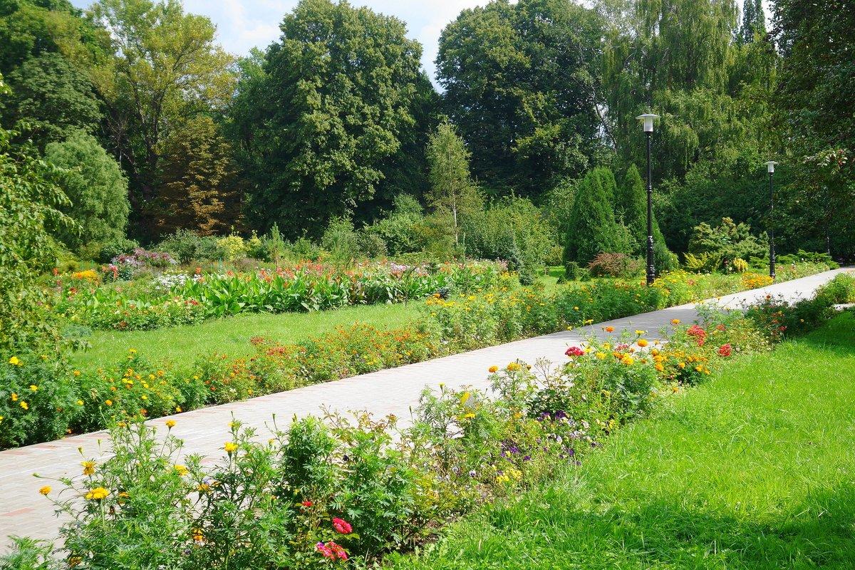 Ботанический сад - Маргарита Батырева