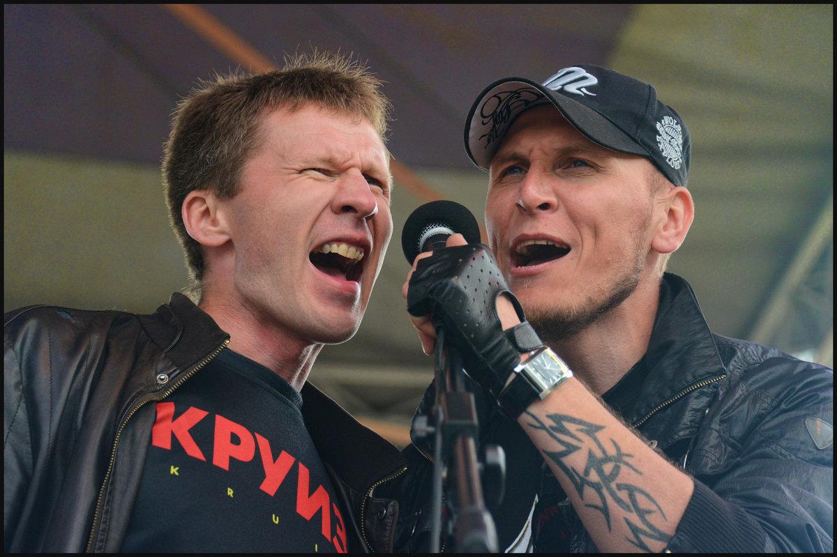 rock fest ufa - arkadii