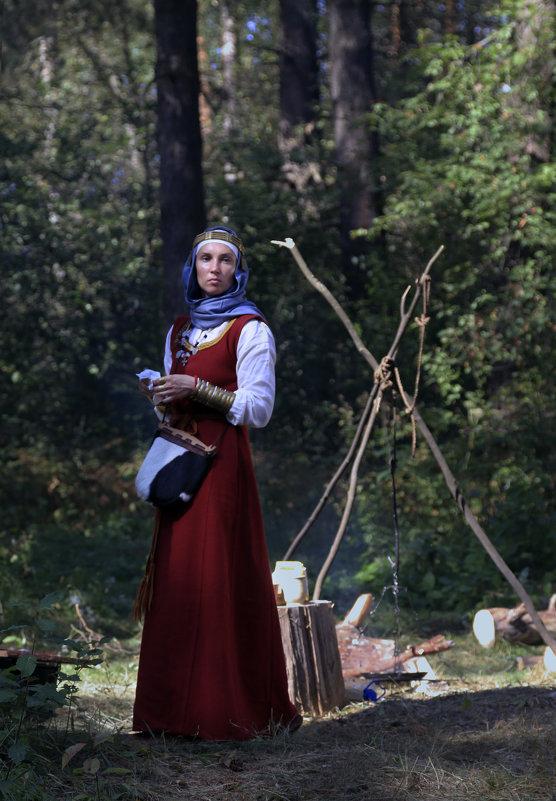 Гостья из средневековья - Татьяна Панчешная