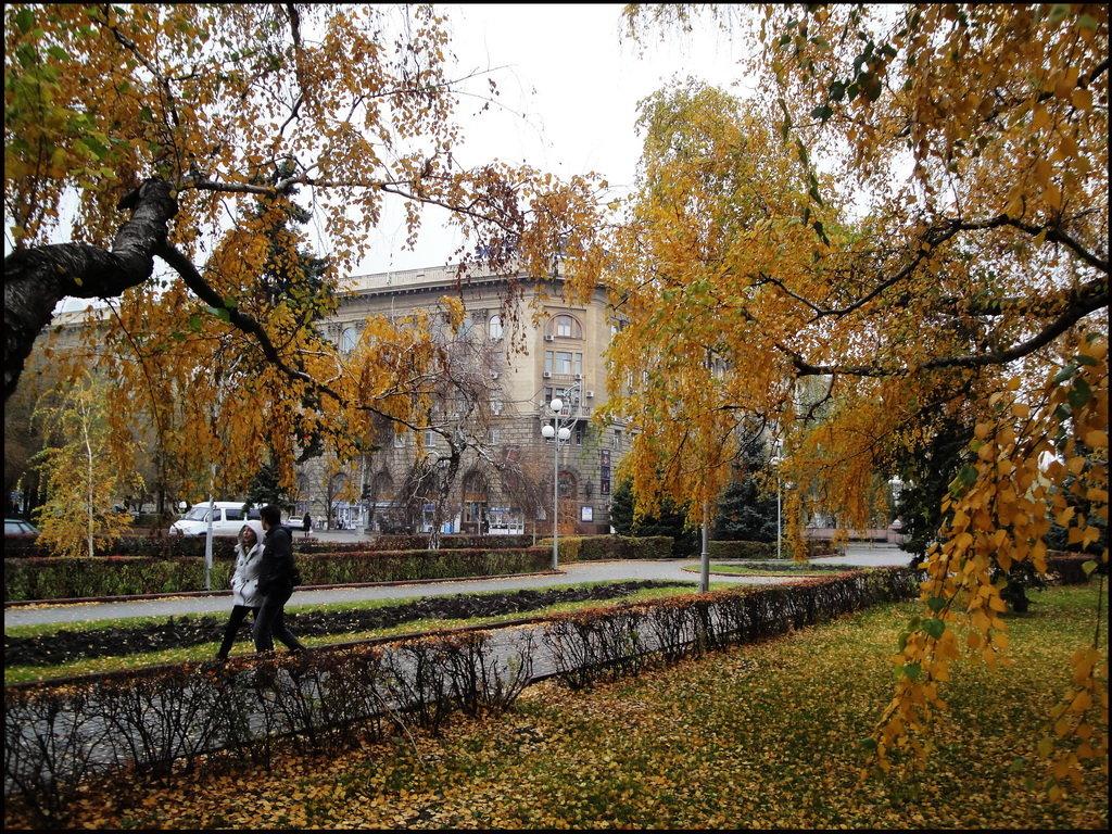 Осень (1) - Юрий ГУКОВЪ