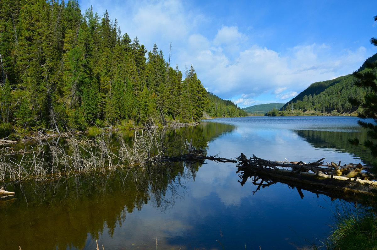 На озере Чейбеккёль. - Валерий Медведев