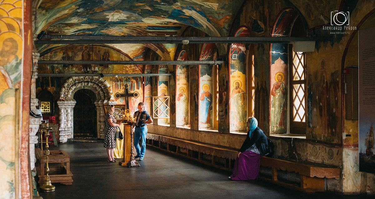 Воскресенский собор г. Тутаев - Alexander Royvels