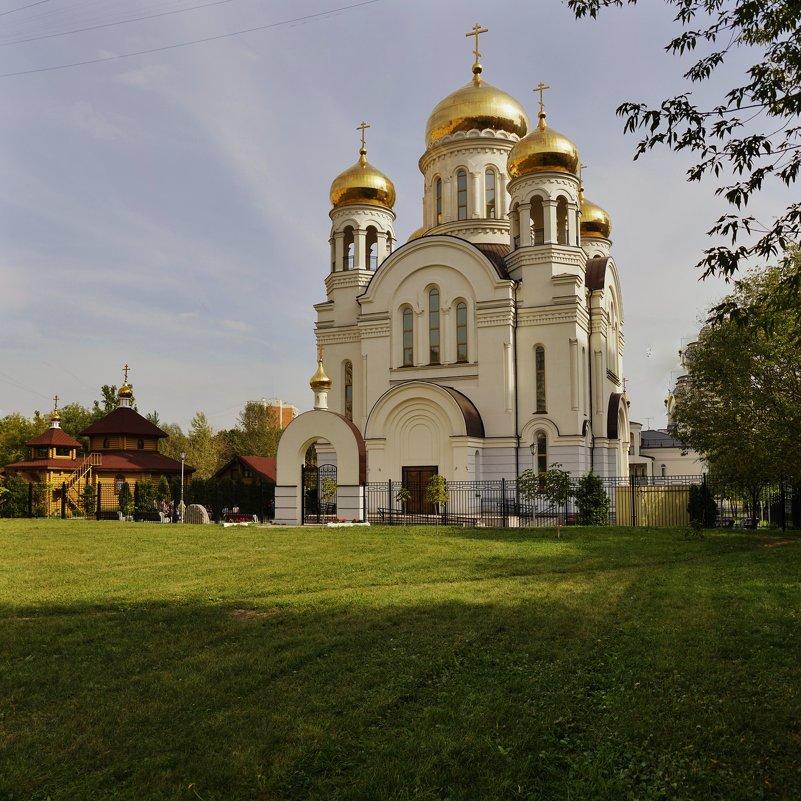 Храм Святого Праведного Иоанна Кронштадтского - Александр Карельский