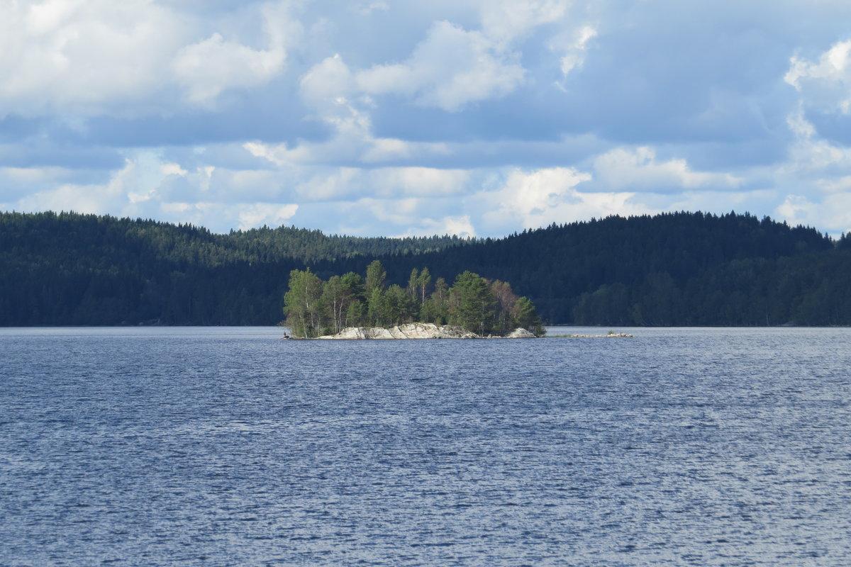 Ладожское озеро - Вера Щукина