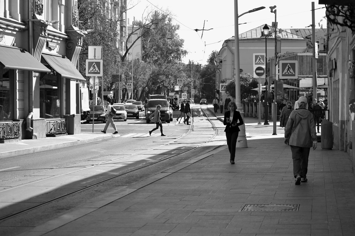Пешеходы - Vorona.L