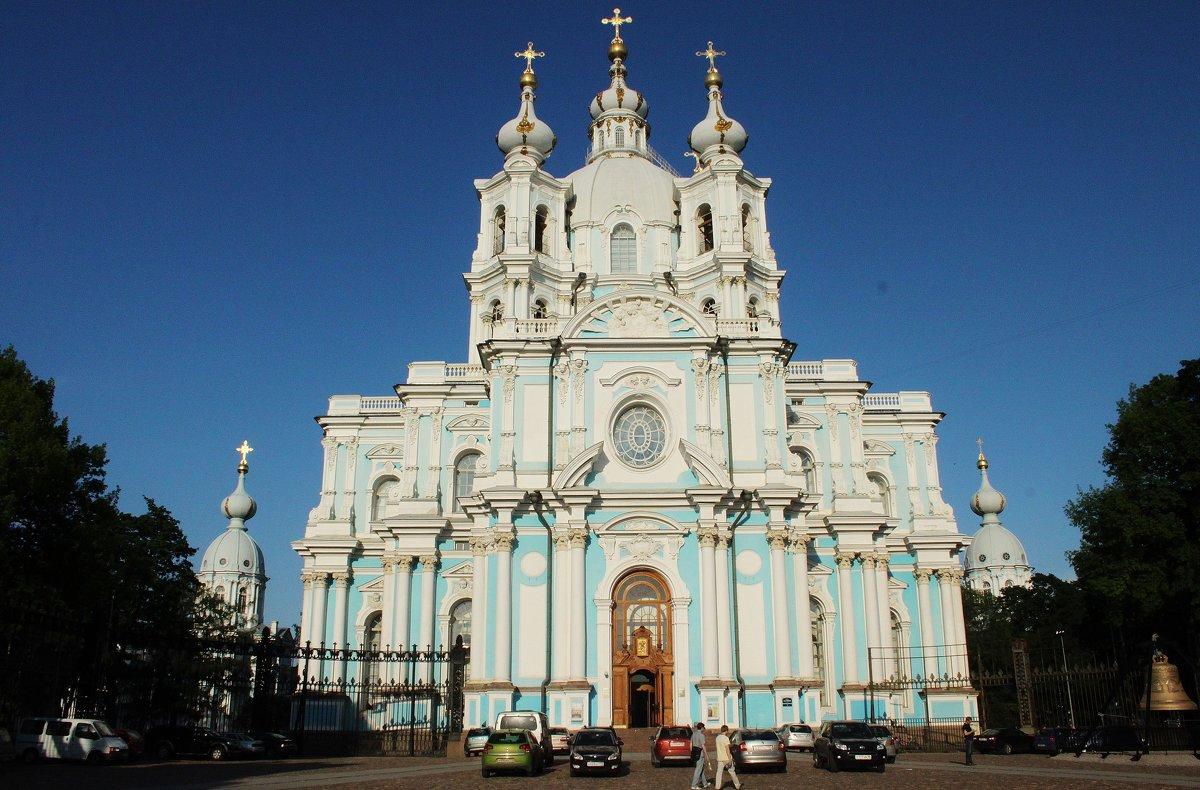 Смольный собор. - sav-al-v Савченко