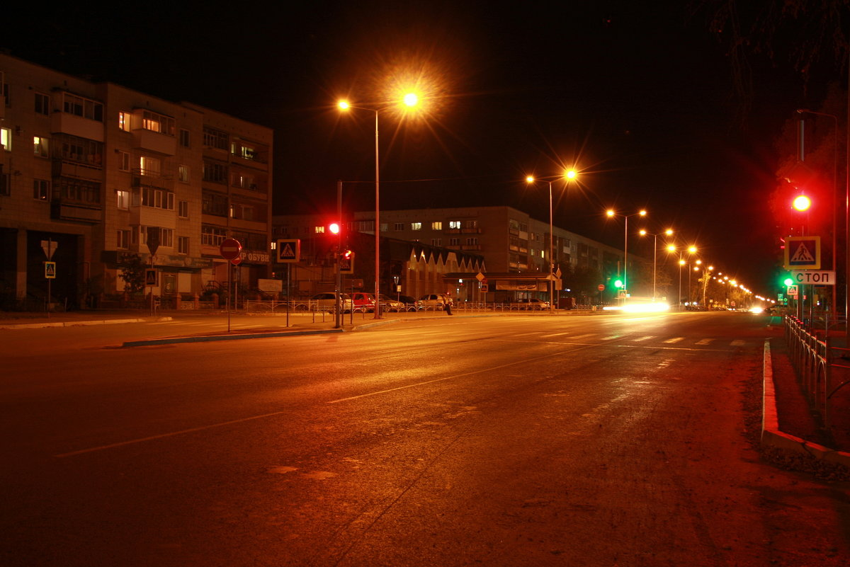 Город ночной - Нэля Лысенко