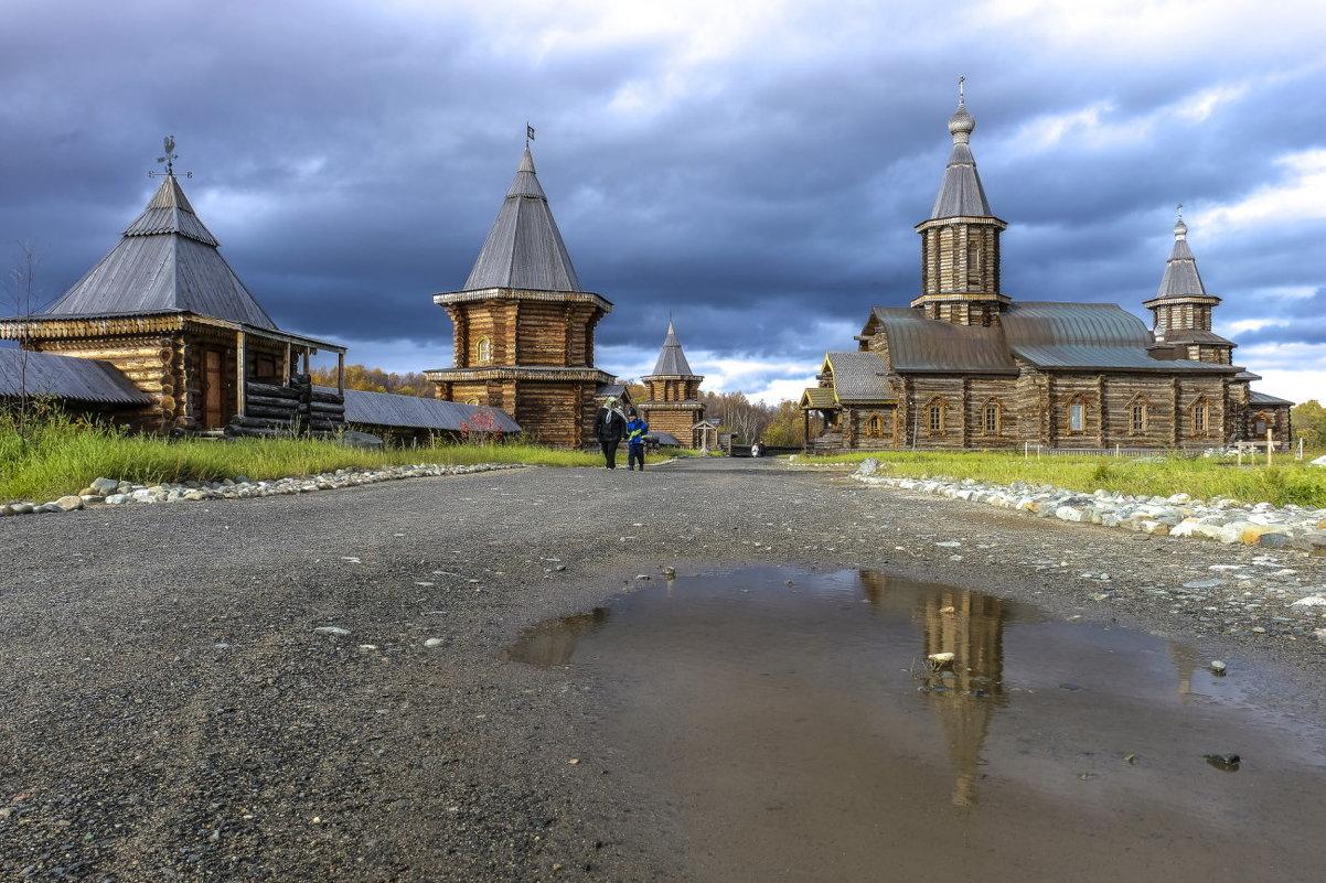 Самый северный в мире монастырь