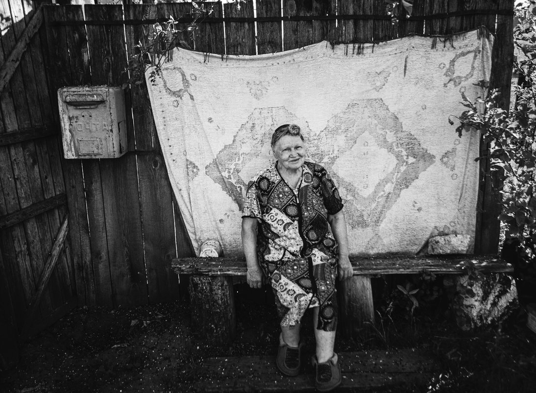 Бабушка Нина - Мария Буданова