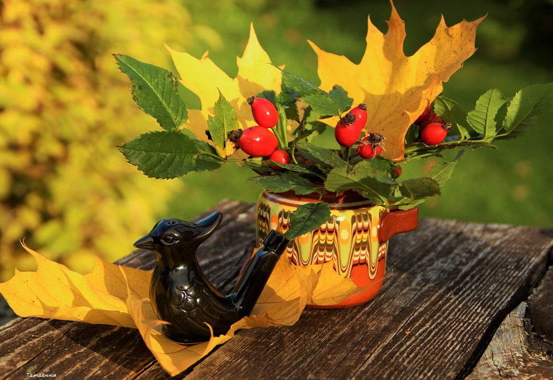 Осенняя композиция - Татьянка *