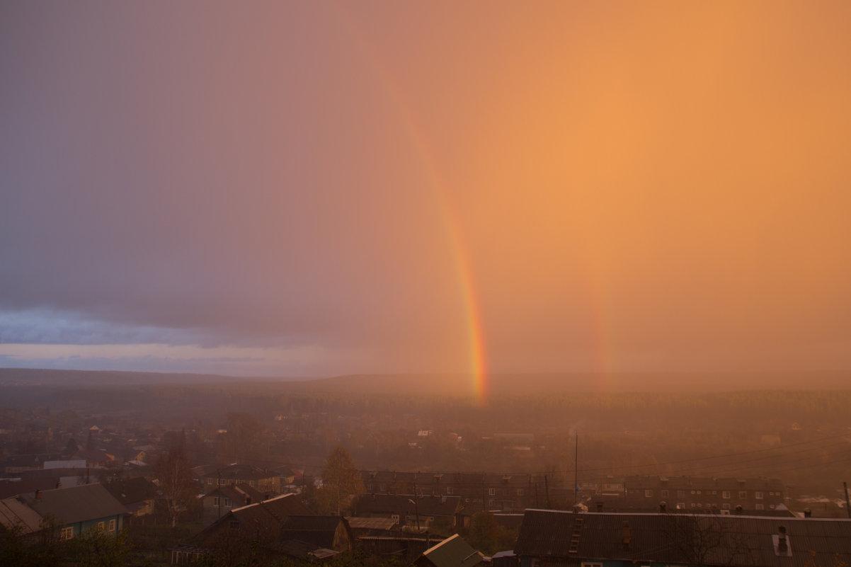 Летний дождь в середине осени - Светлана Коротких
