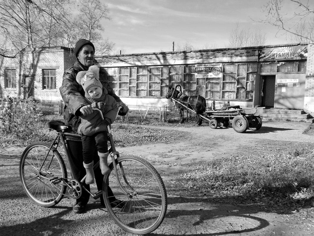 У каждого свой транспорт - Светлана Рябова-Шатунова