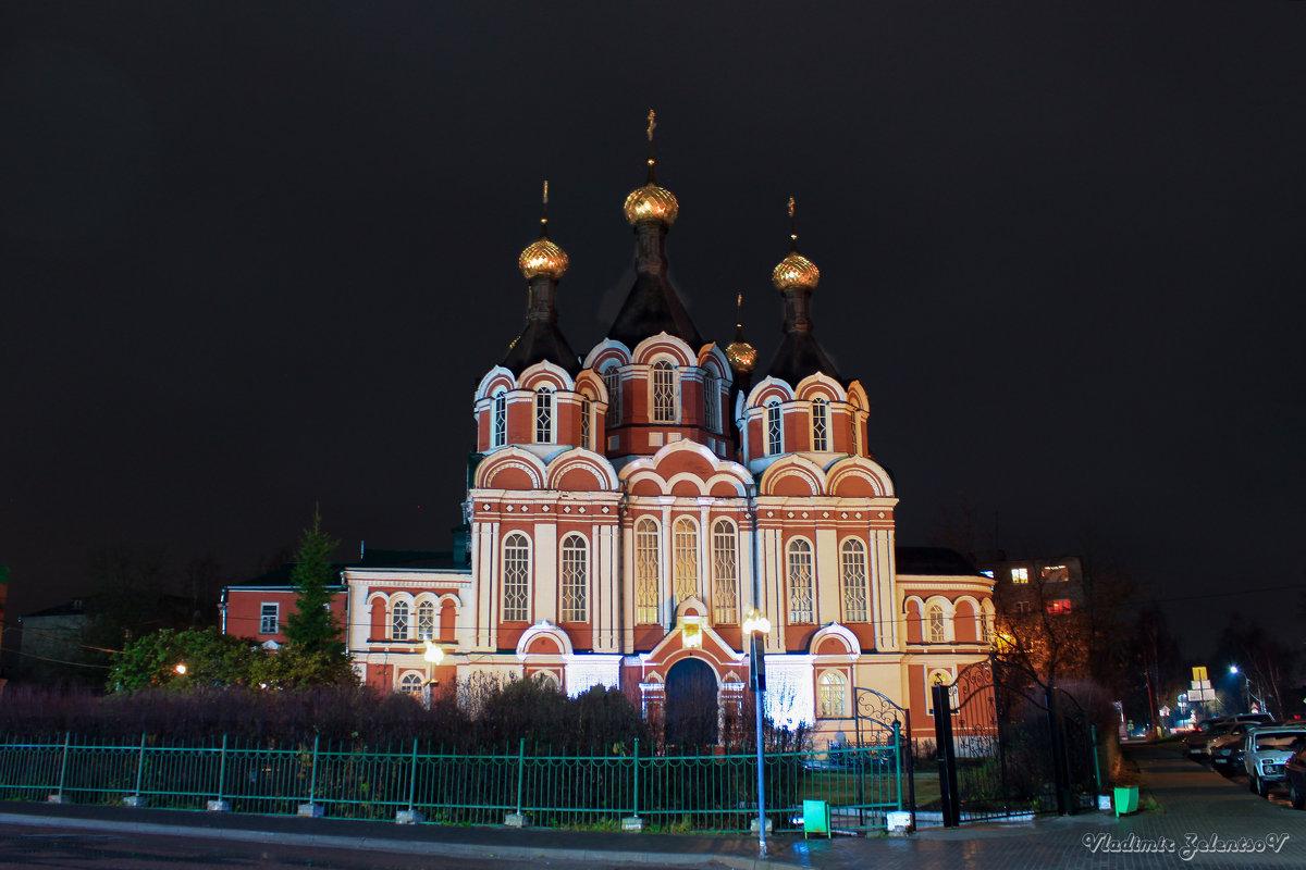 Кимры. Преображенская церковь - Владимир