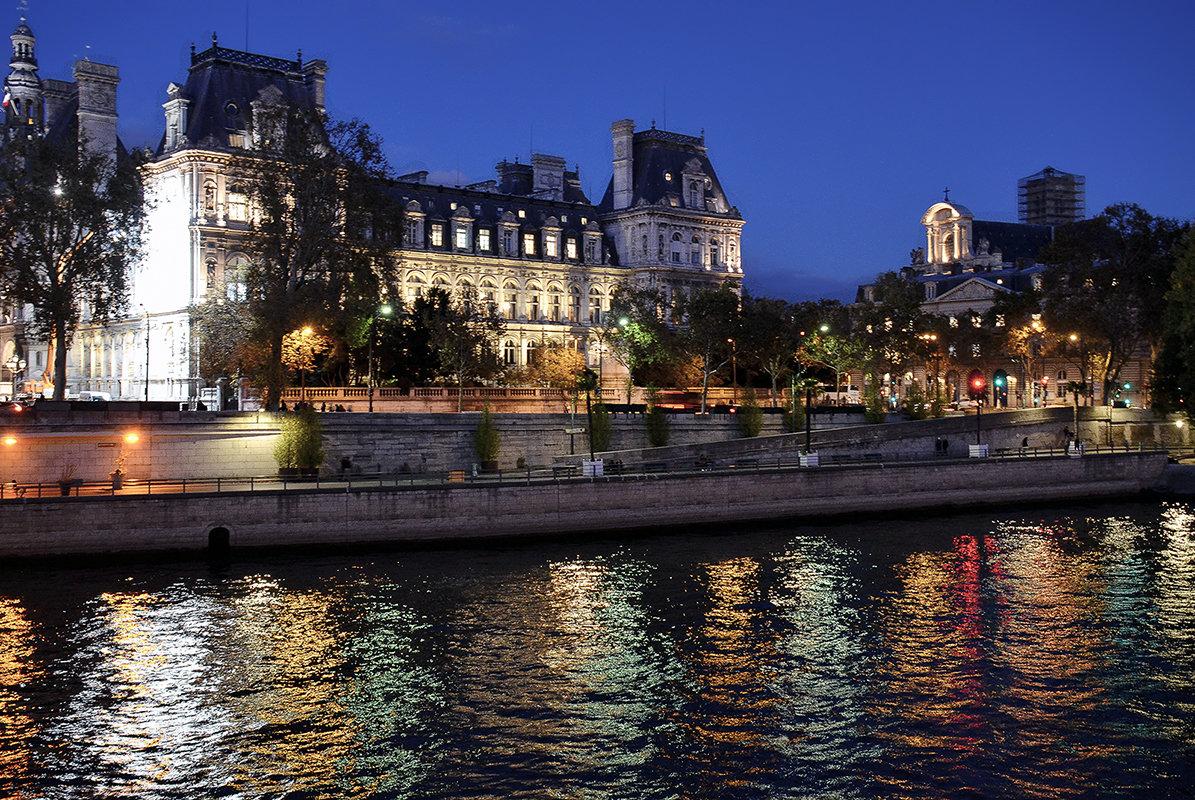 Ночной Париж - Alexandеr P
