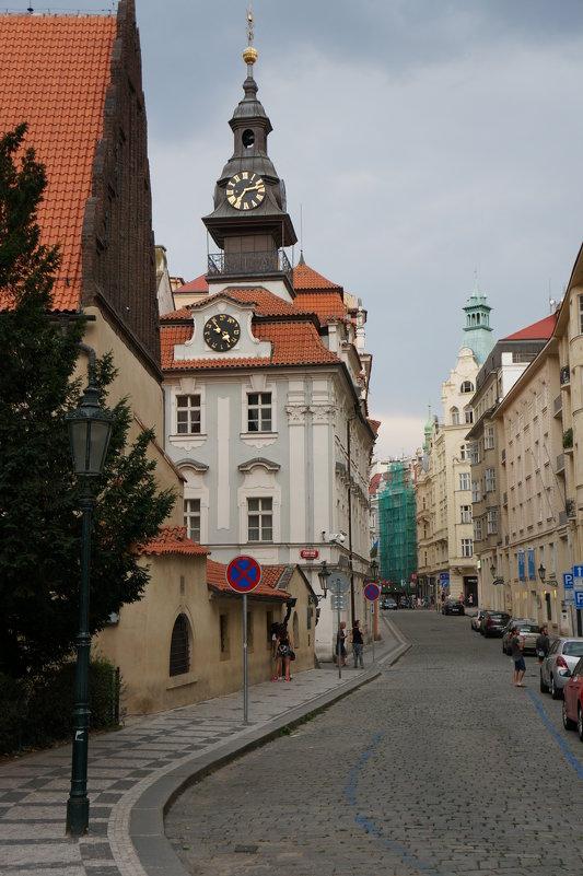 Прогулки по Праге ... - Алёна Савина