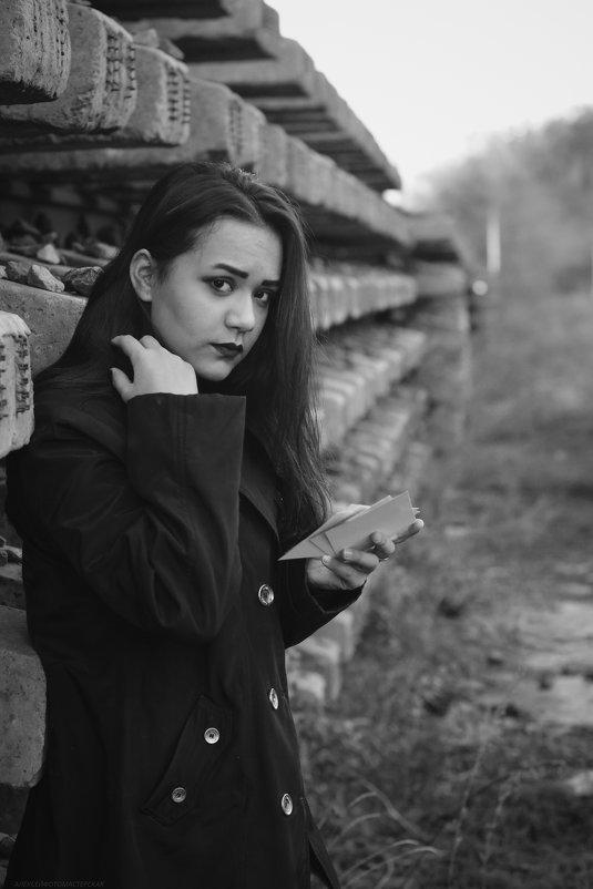 Осенний лирический фотосет - АЛЕКСЕЙ ФОТО МАСТЕРСКАЯ