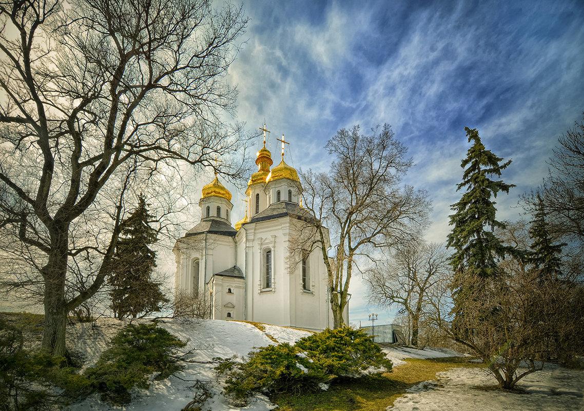 Екатериненская церковь