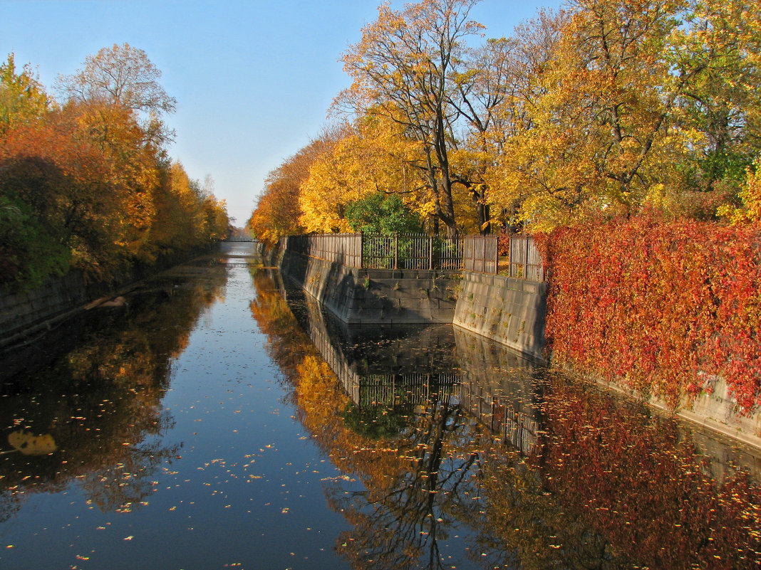 Кронштадт. Обводный канал - максим лыков