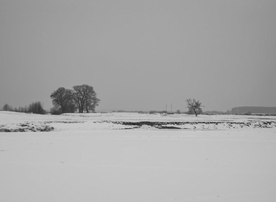 зима - oleg pfff