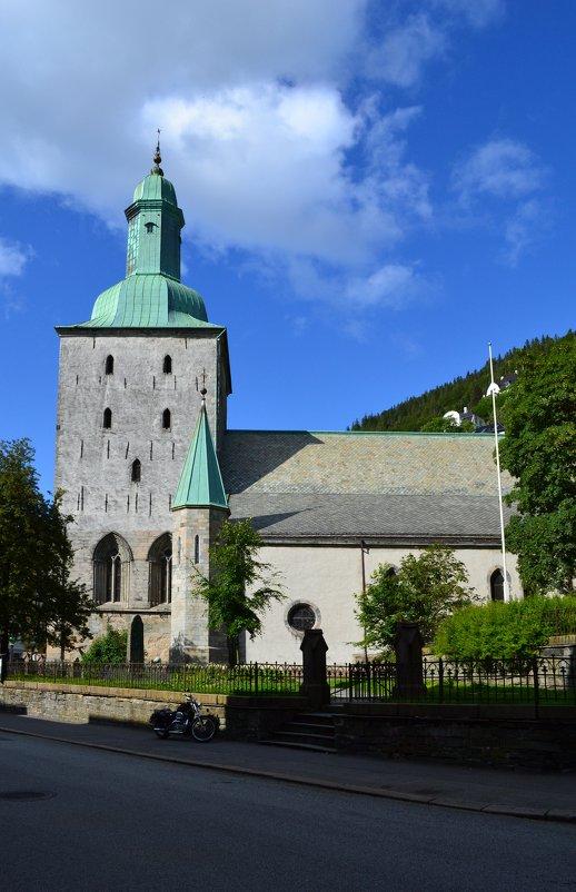 Кафедральный собор Бергена - Ольга
