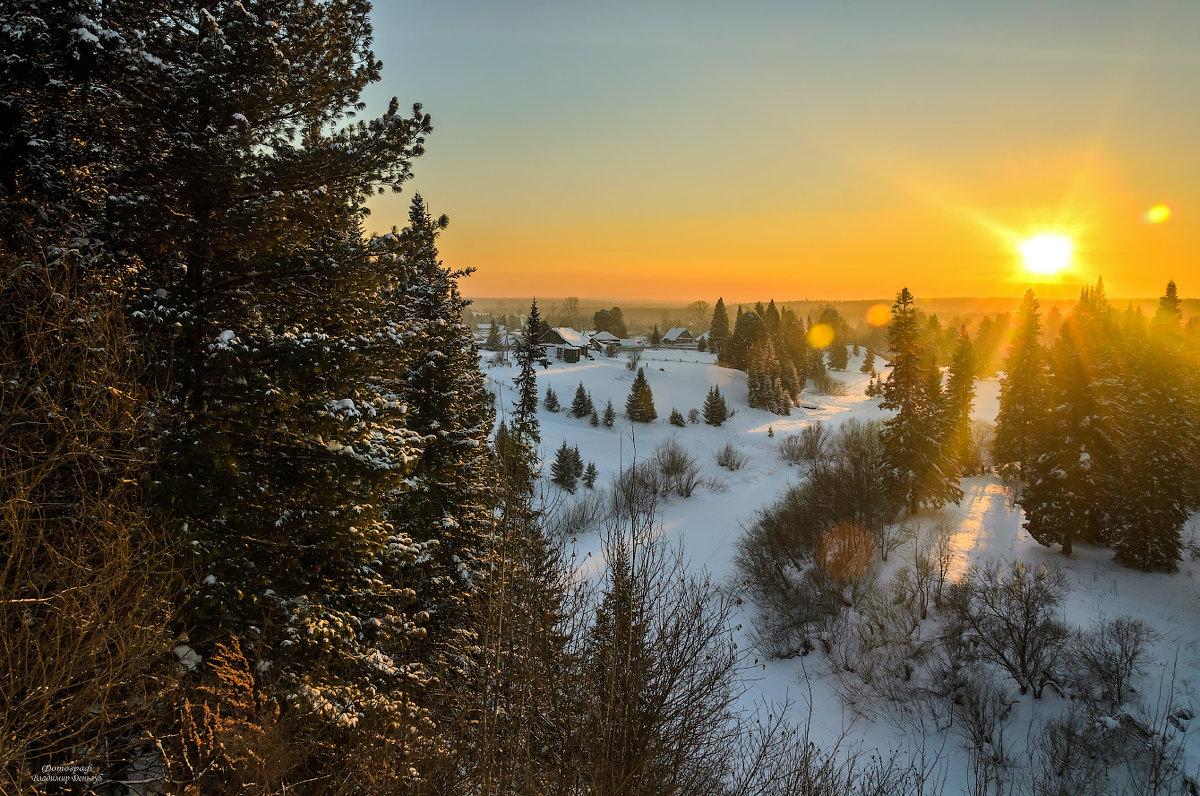 В сто сорок солнц закат пылал... - Владимир Деньгуб