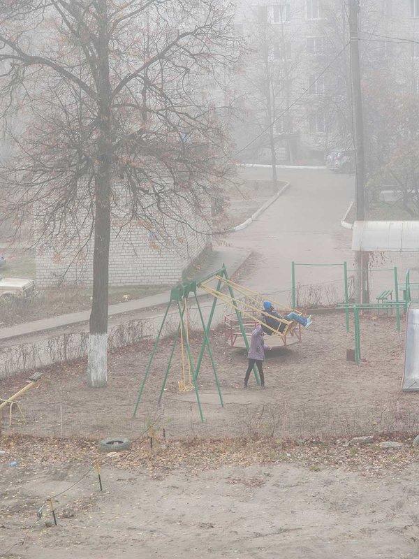 Туман в городе - Владимир Безгрешнов