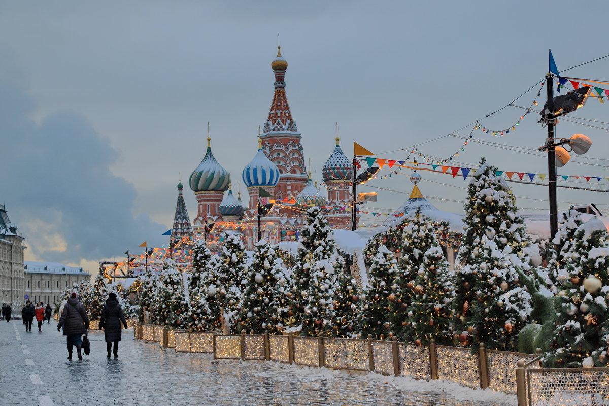 Праздничная Москва - Светлана