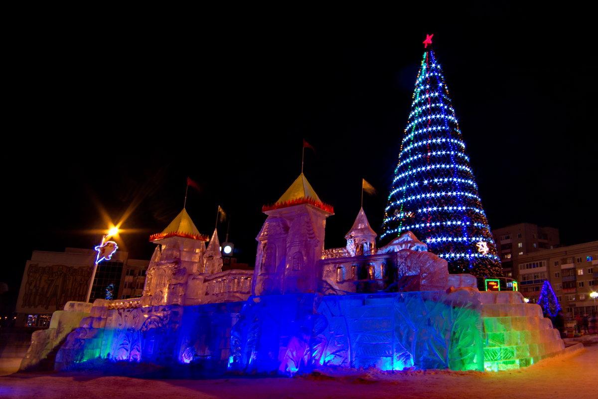 Ледяная крепость, красная звезда.... - Михаил Полыгалов