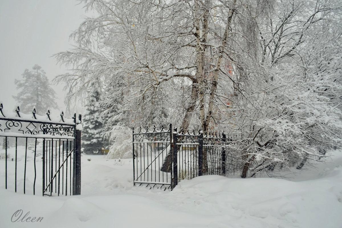 После снегопада - Olcen Len