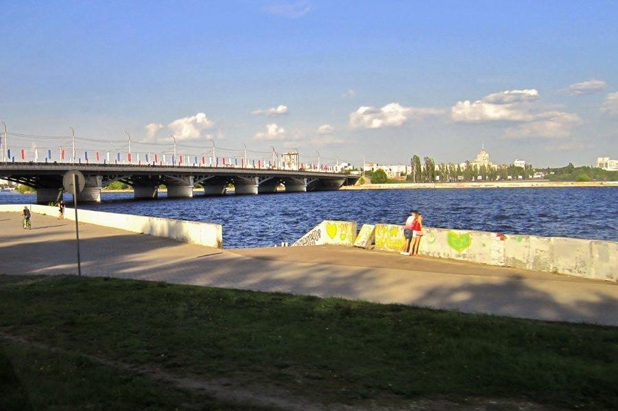 Чернавский мост - Елена (ЛенаРа)