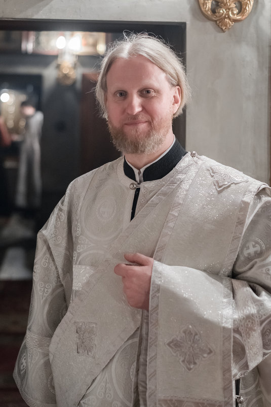 ..священство перед Рождеством /Москва 2019 - Pasha Zhidkov