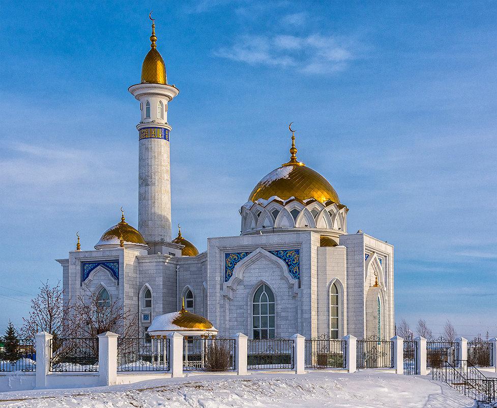 """Мечеть """"Суфия"""" - Любовь Потеряхина"""