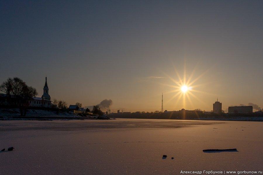 Городское утро - Александр Горбунов