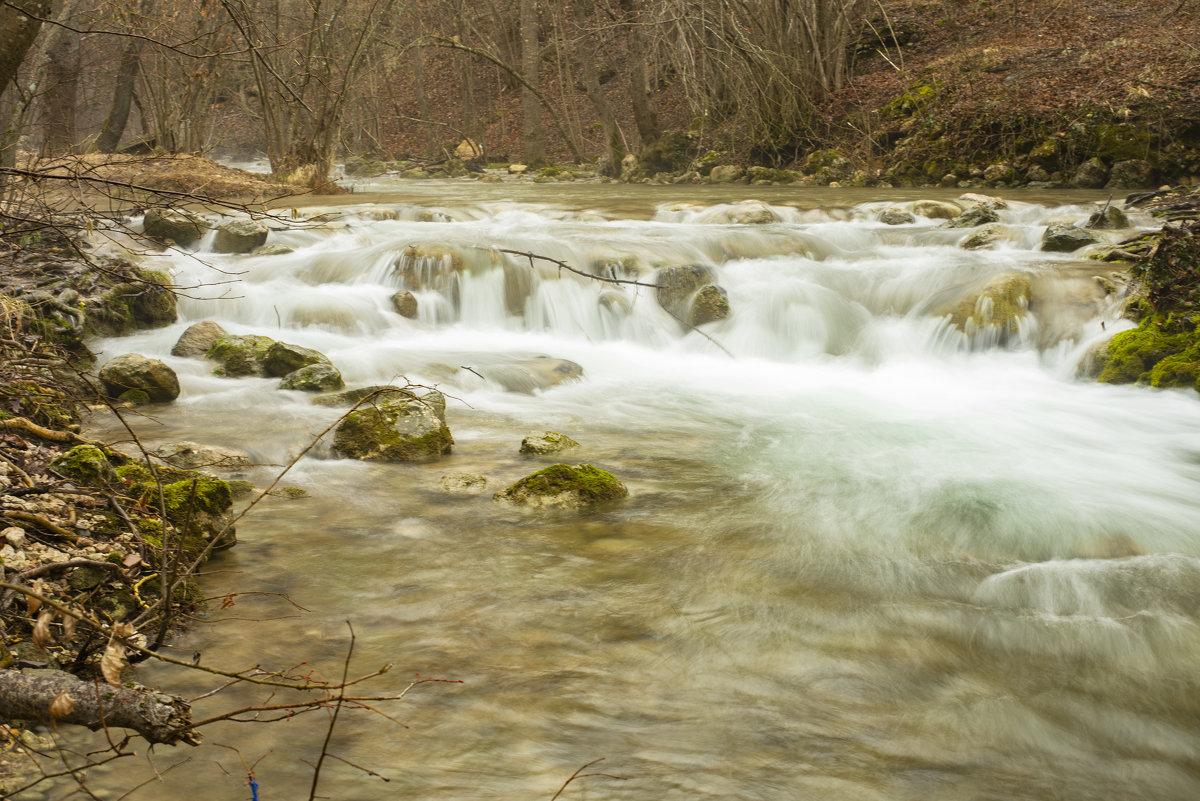 горная река - Роман Романов