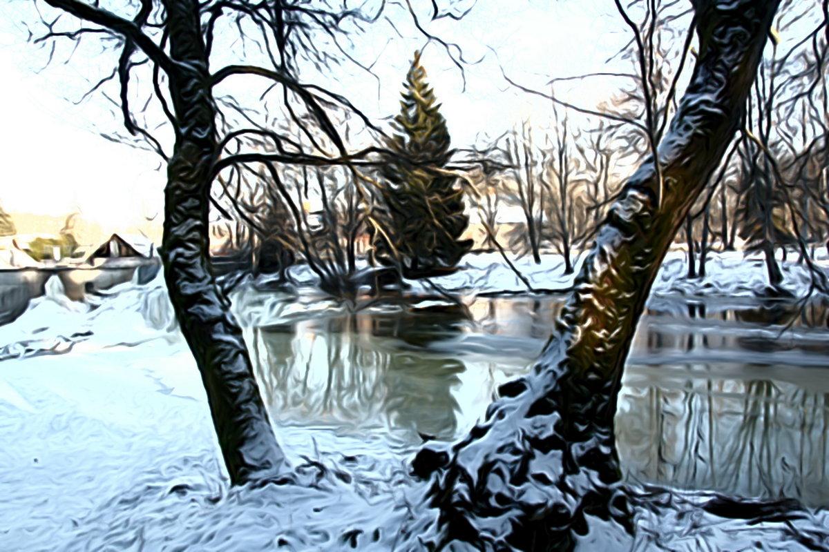 Зима - Liudmila LLF