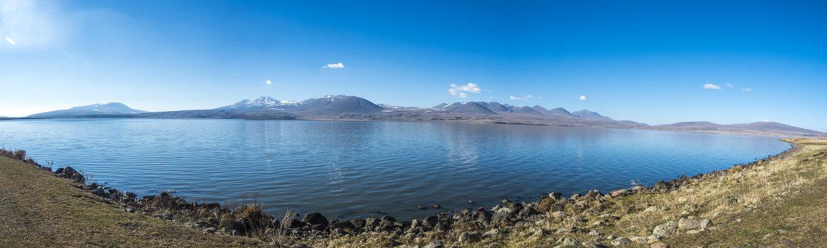 высокогорное озеро Паравано - Лариса Батурова