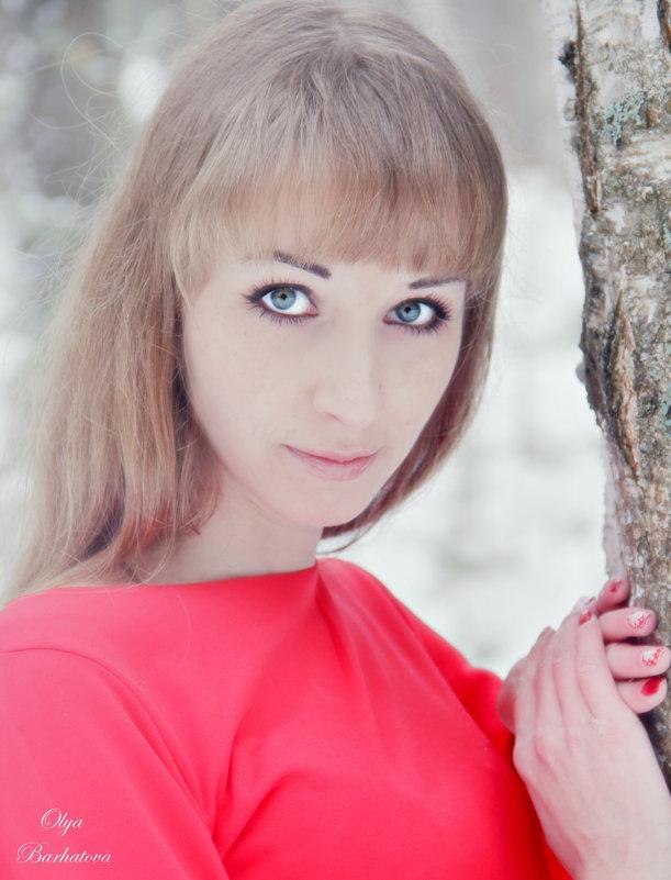 Алёна - Ольга Бархатова