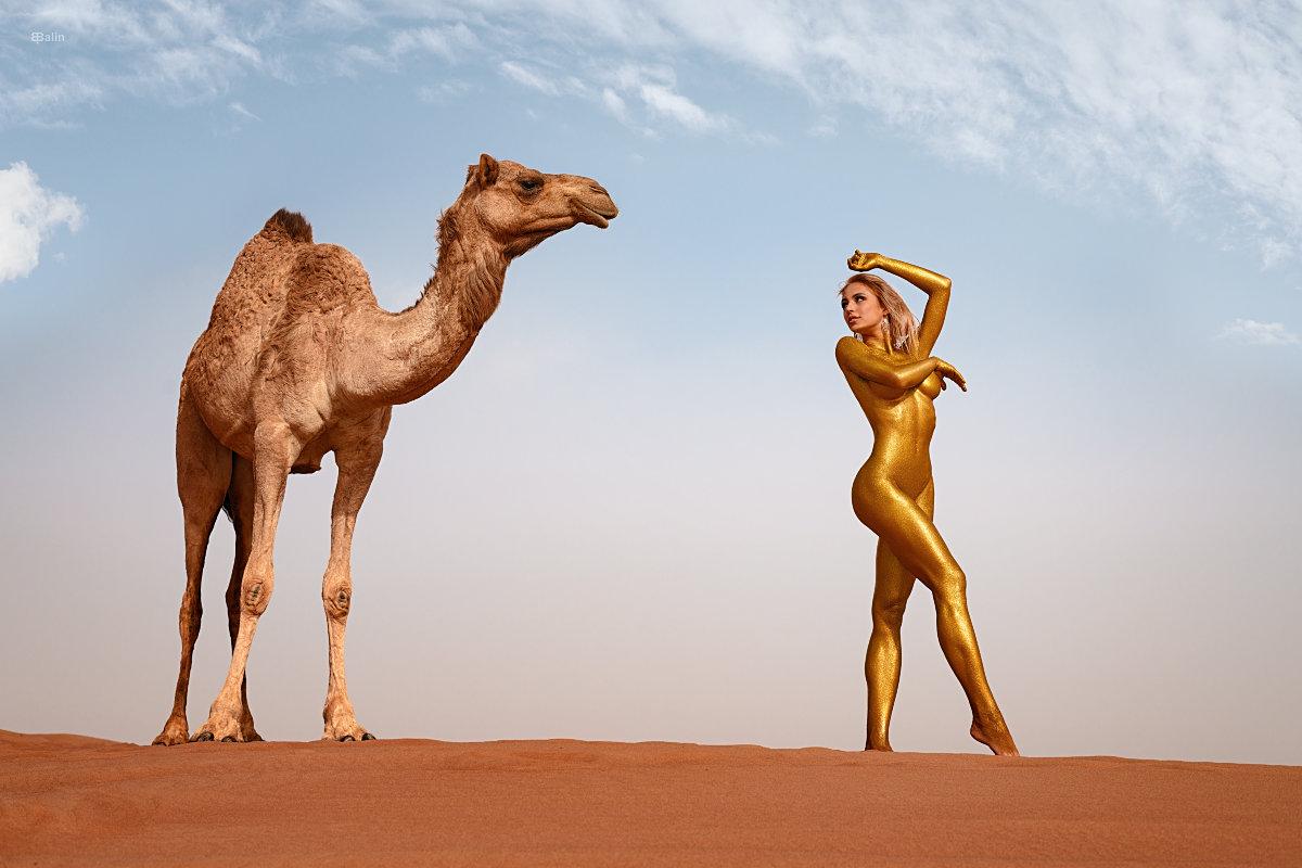 Desert Gold - E.Balin Е.Балин
