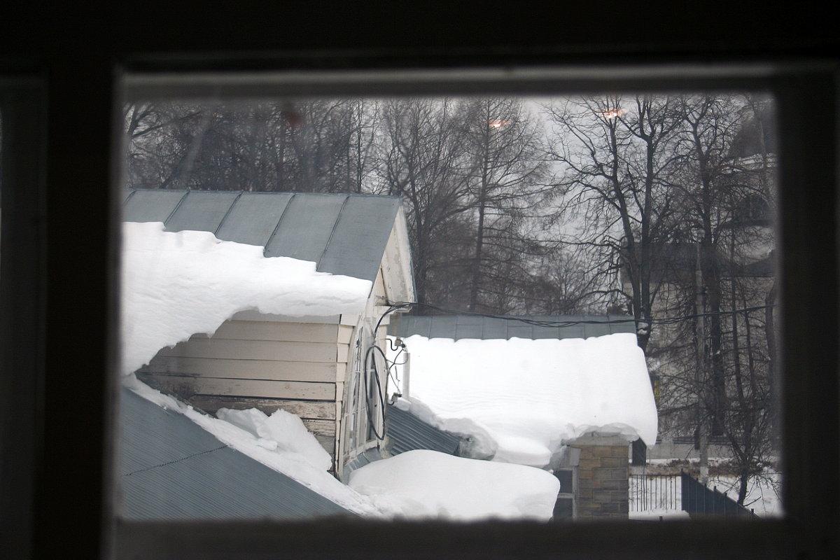 Вид из окна усадьбы Фряново. - Любовь
