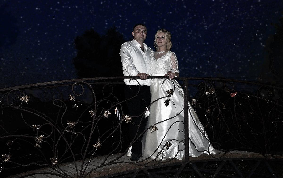 На звёздном мосту... - Валерий Баранчиков