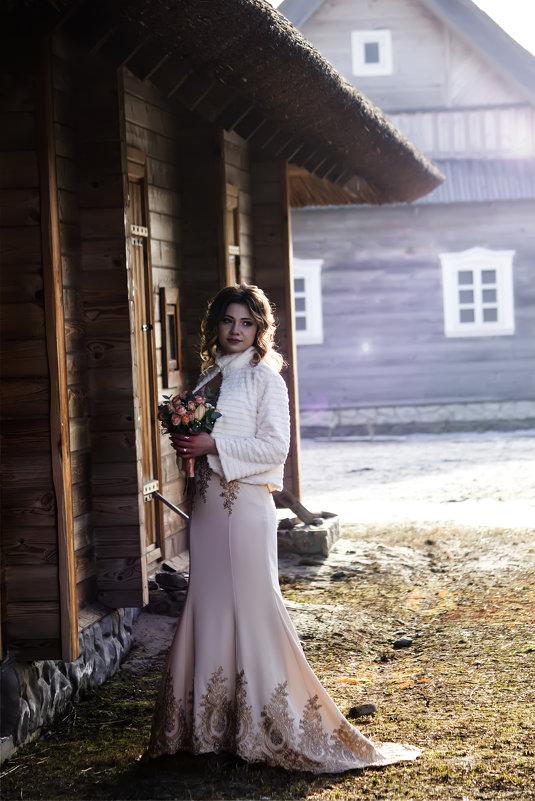 Русская красота - Рина Вишня