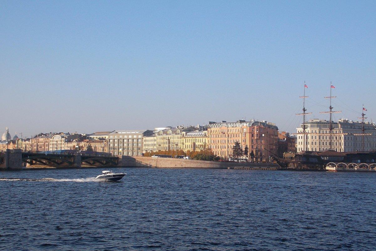 Петроградская сторона - Фотогруппа Весна - Вера, Саша, Натан