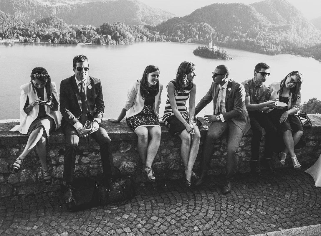 Свадьба на озере Блед - Денис Кулешов
